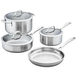 ZWILLING Spirit Stainless, 7-pc Cookware Set