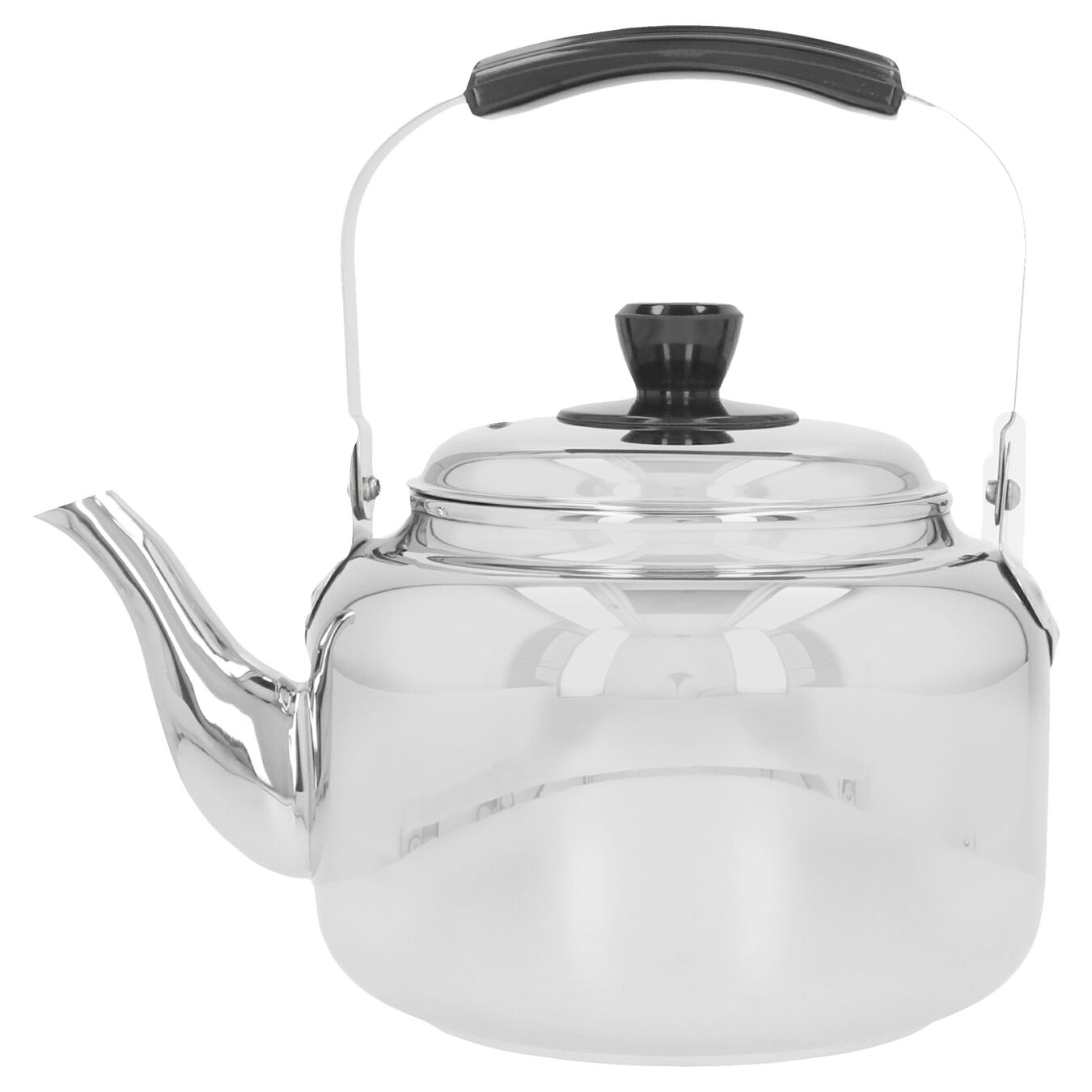 4.2 qt Tea Kettle, 18/10 Stainless Steel ,,large 1