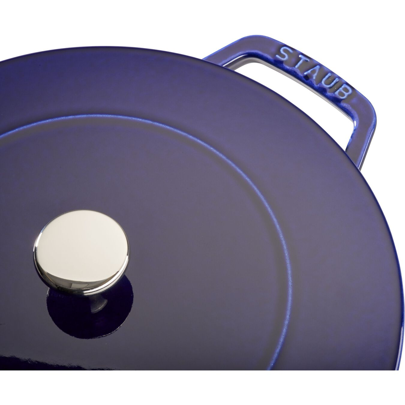 3.75 qt, French oven, dark blue,,large 3