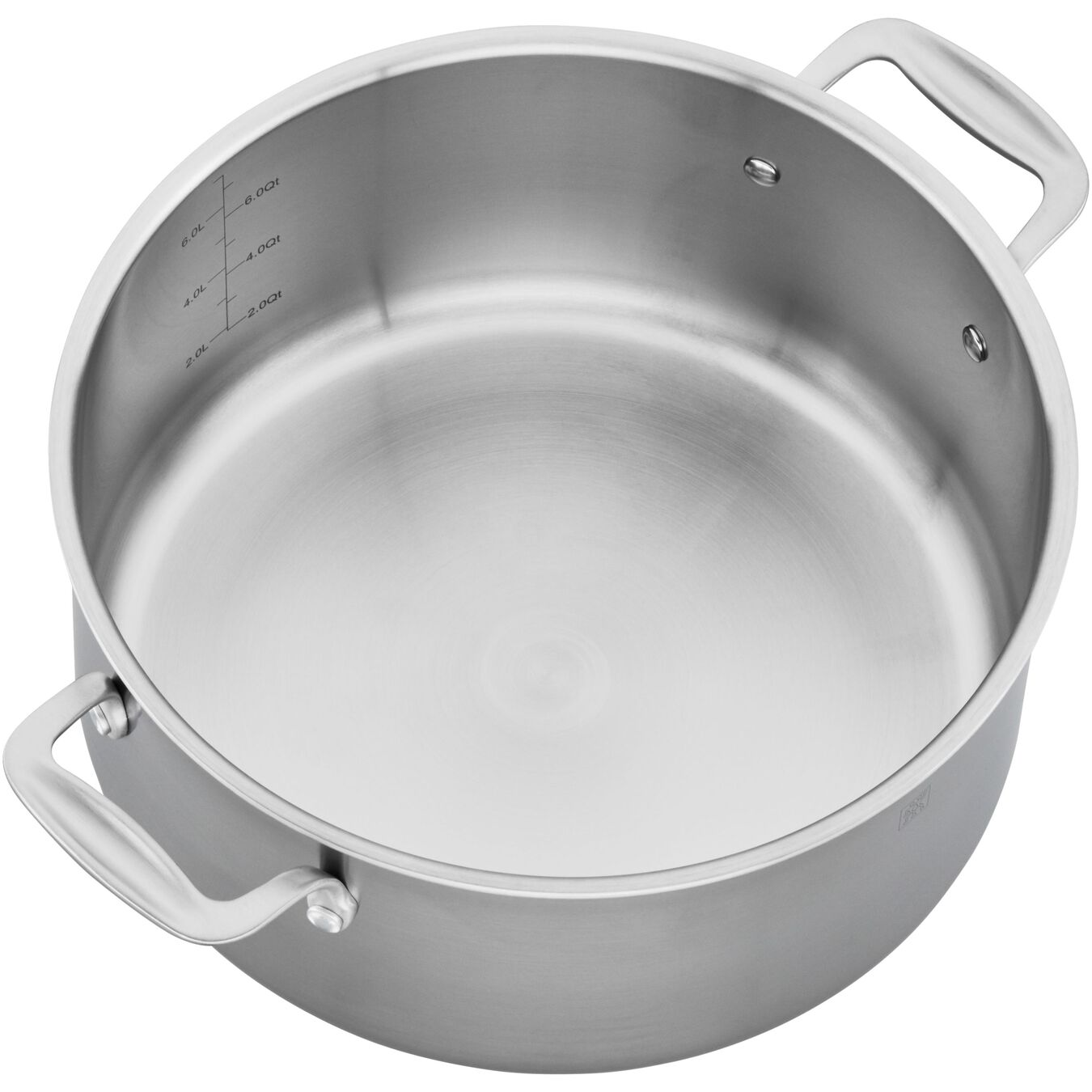 8 qt, Stainless Steel Dutch Oven,,large 3