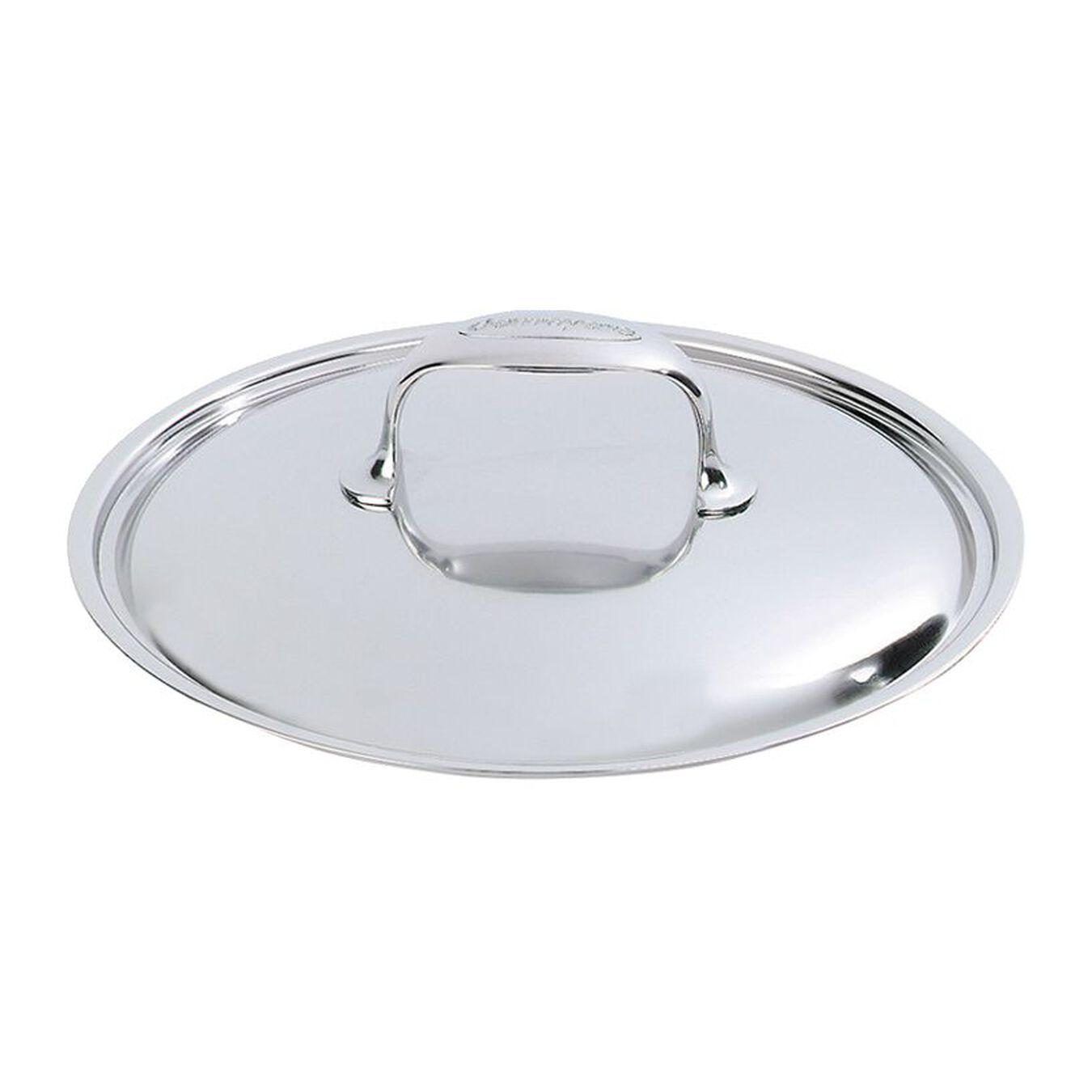 Coperchio - 14 cm, acciaio,,large 1