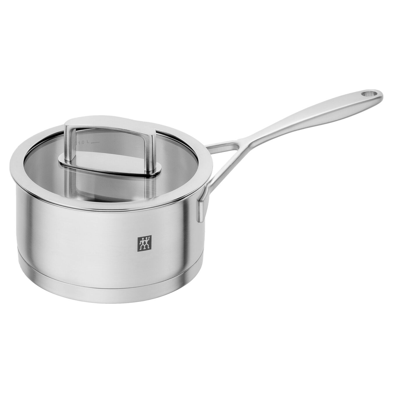 Pot set, 10 Piece   round   18/10 Stainless Steel,,large 3