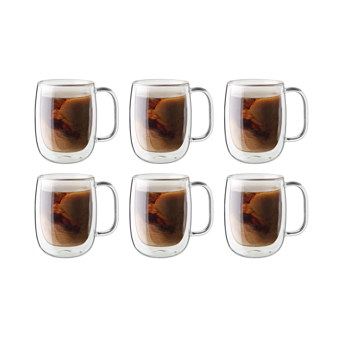 6-pc, Coffee glass set,,large 3