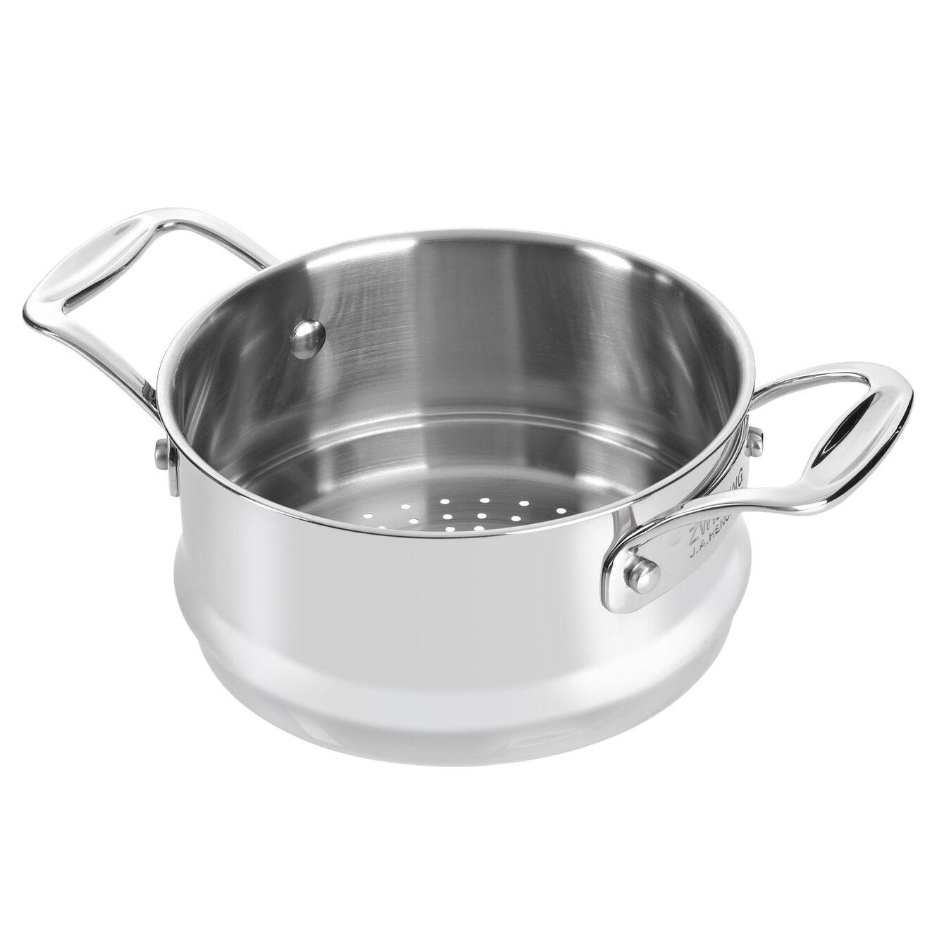 10-pcs 18/10 Stainless Steel Set de casseroles et de poêles,,large 7