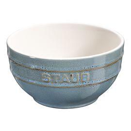 Staub Ceramique, Ciotola rotonda - 14 cm, Colore turchese antico