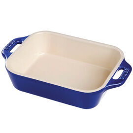 13-inch x 9-inch Rectangular Baking Dish - Dark Blue