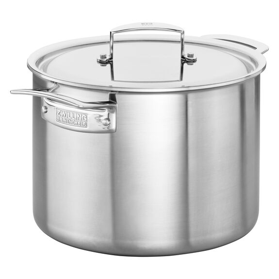 Stainless Steel 8-Qt. Stockpot,,large 5