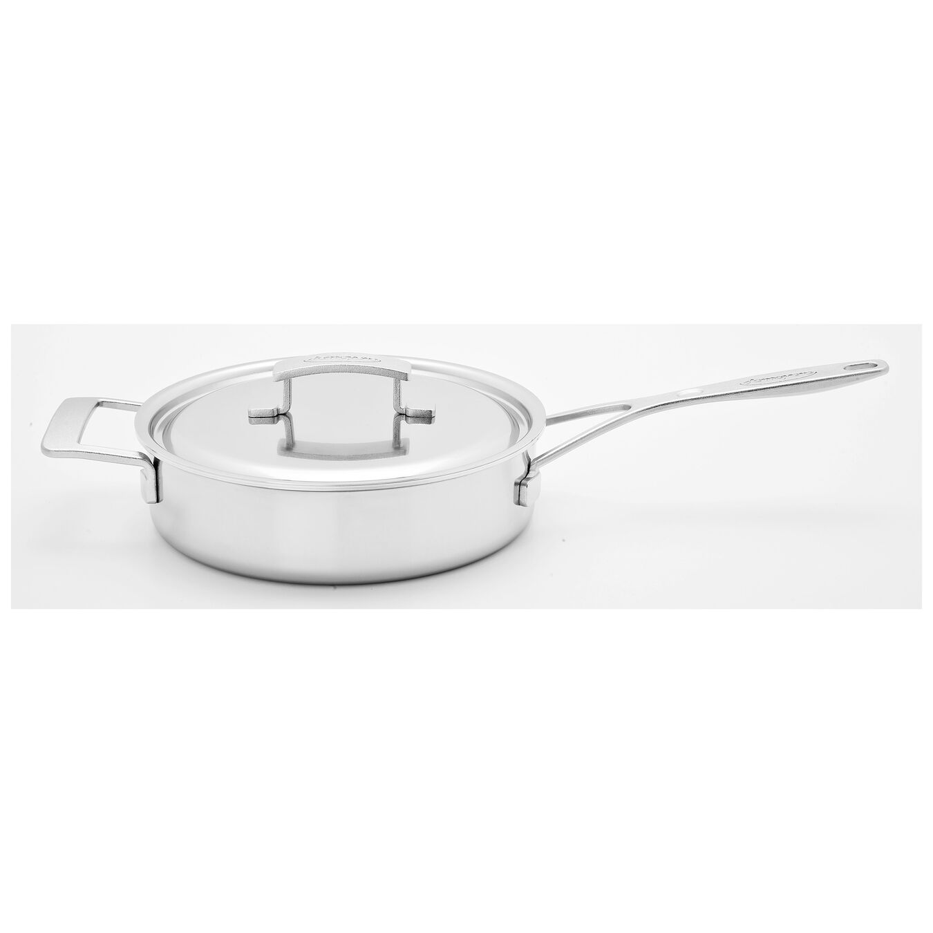3-qt Stainless Steel Saute Pan,,large 1