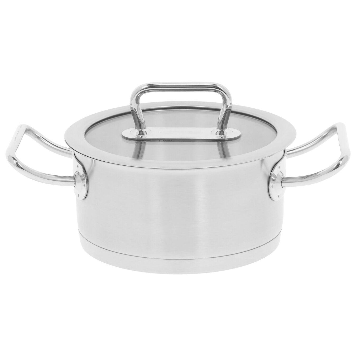 Kookpan met glazen deksel 24 cm / 5 l,,large 1