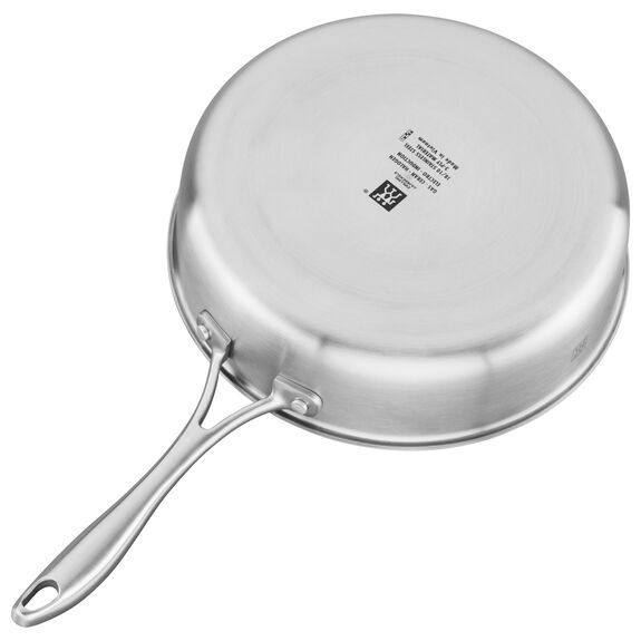 3-ply 3-qt Stainless Steel Ceramic Nonstick Saute Pan,,large 3