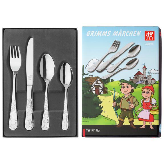 4-pc  Children's flatware set Grimms Märchen,,large 3