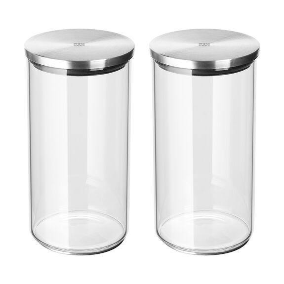 Aufbewahrungsgefäß, Borosilikatglas,,large