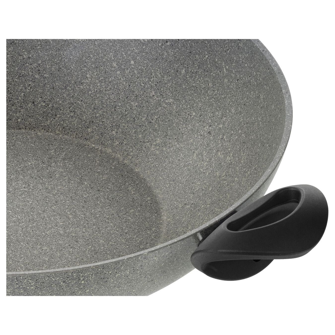 36 cm / 14 inch Aluminum Wok,,large 2