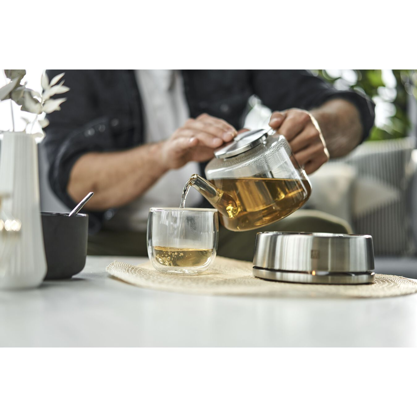 Tea and coffee pot,,large 4