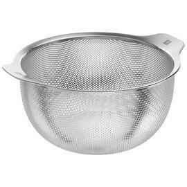 ZWILLING TABLE, Süzgeç, 24 cm | Yuvarlak | Metalik Gri | 18/10 Paslanmaz Çelik