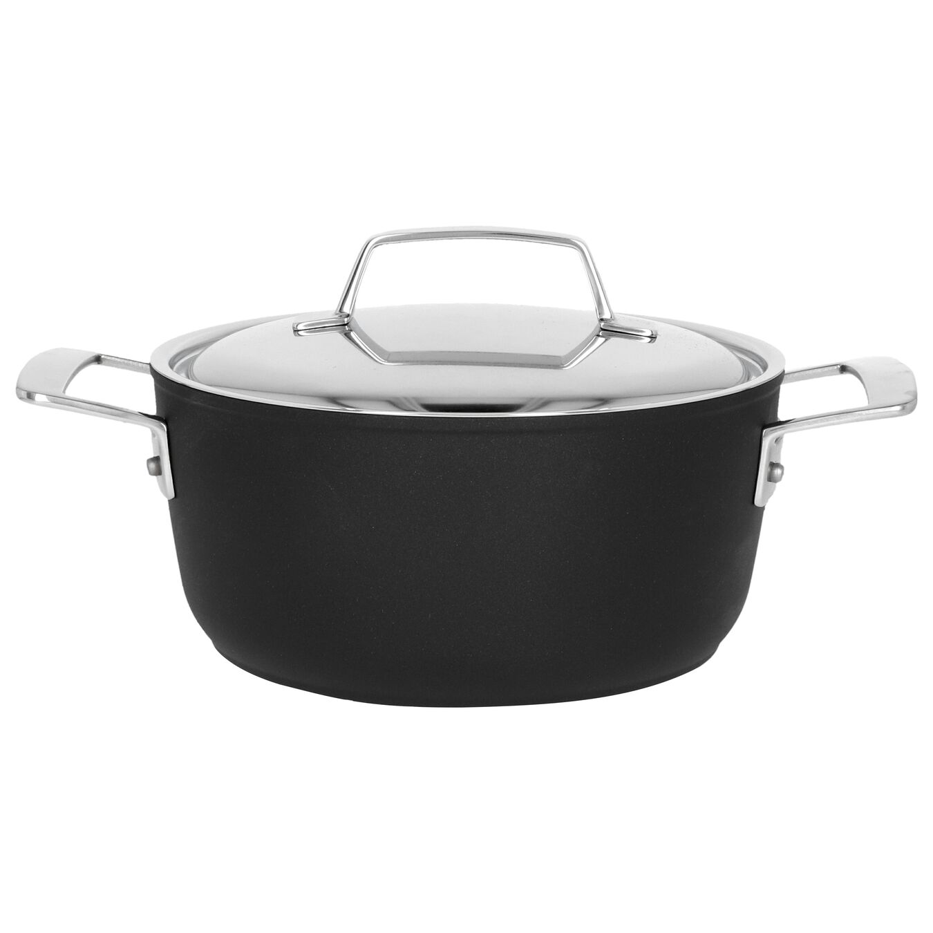 2.75 qt, Aluminium, Stew pot,,large 1