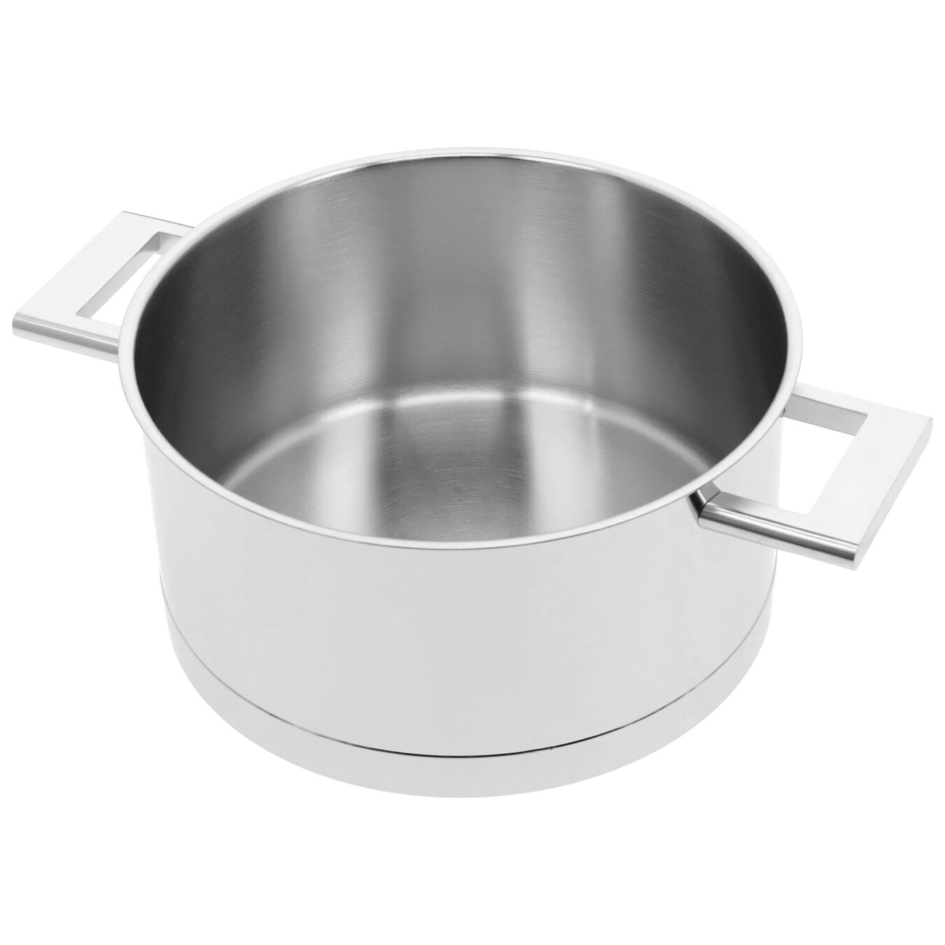5.5 qt, 18/10 Stainless Steel, Stew pot,,large 6