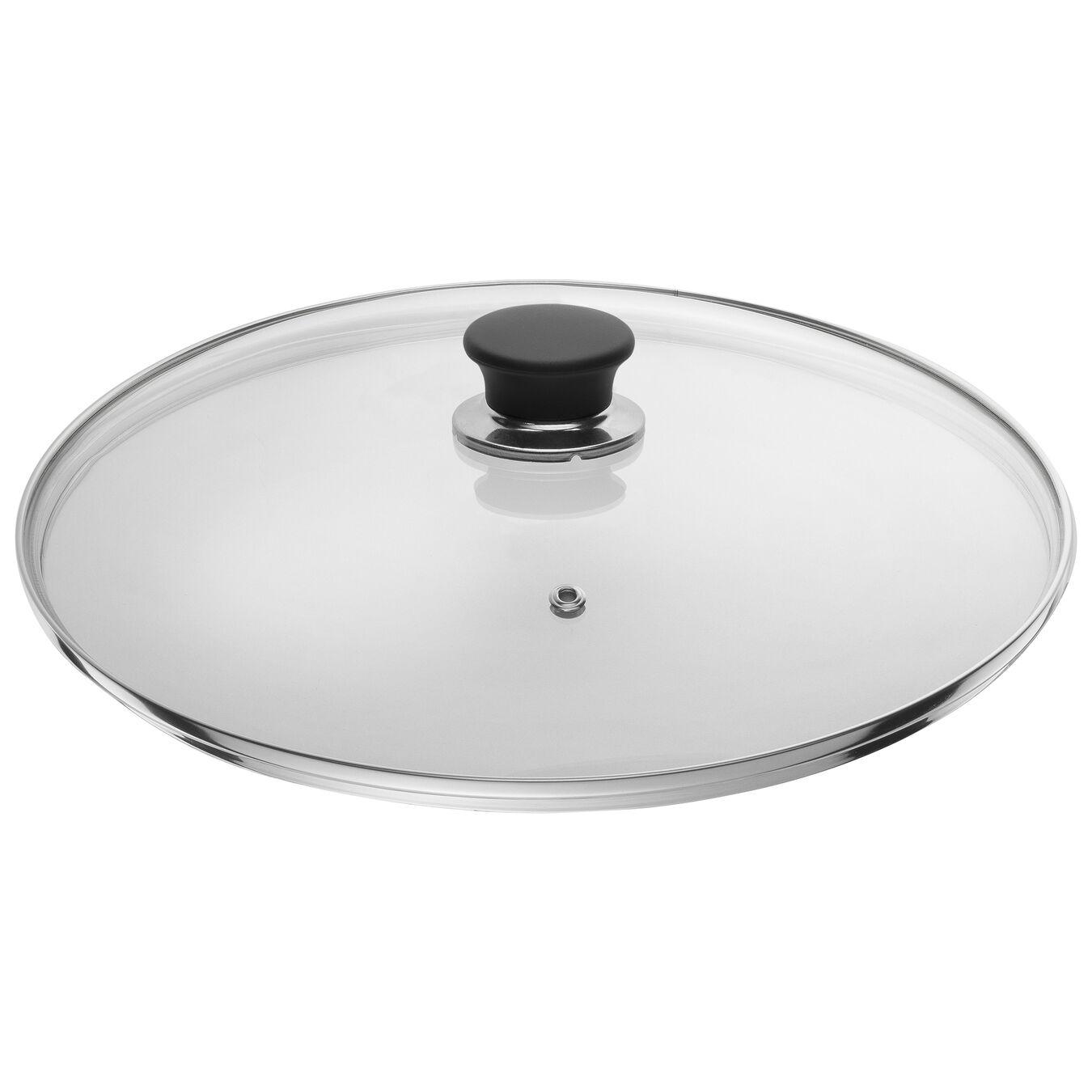 Coperchio - 32 cm, vetro,,large 1