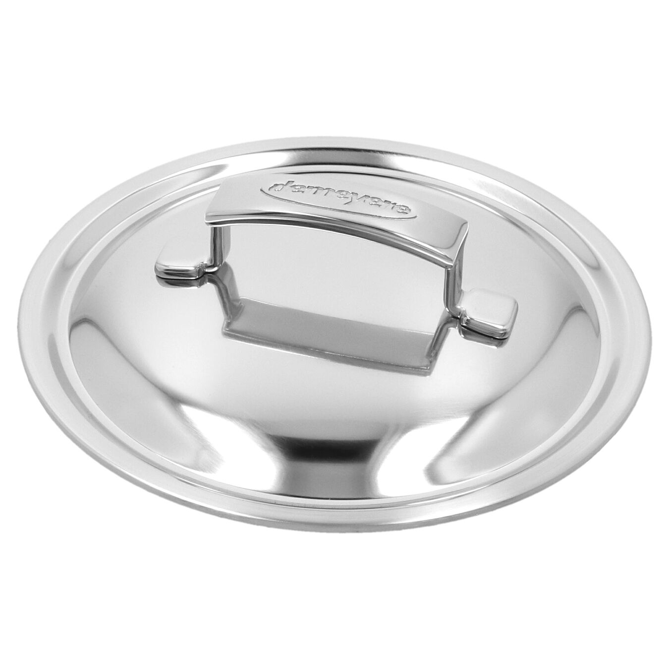 60-oz Sauce pan with double walled lid, 18/10 Stainless Steel ,,large 3