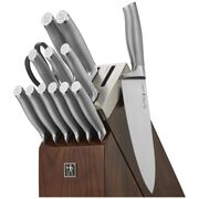 Henckels International Modernist, 14-pc Self-Sharpening Knife Block Set