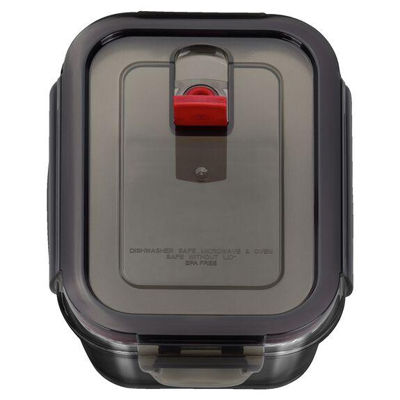 20.5-floz Borosilicate glass Storage jar,,large 6