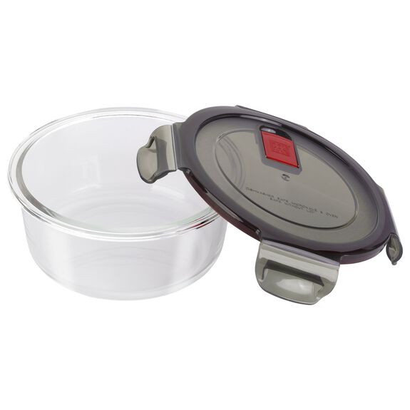 0.6-Qt  Round Storage Container,,large 6