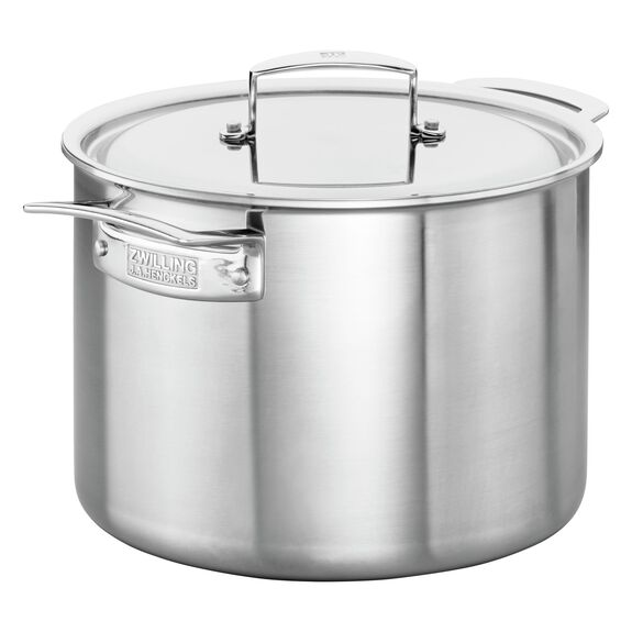 8-qt 18/10 Stainless Steel Stock pot,,large 5