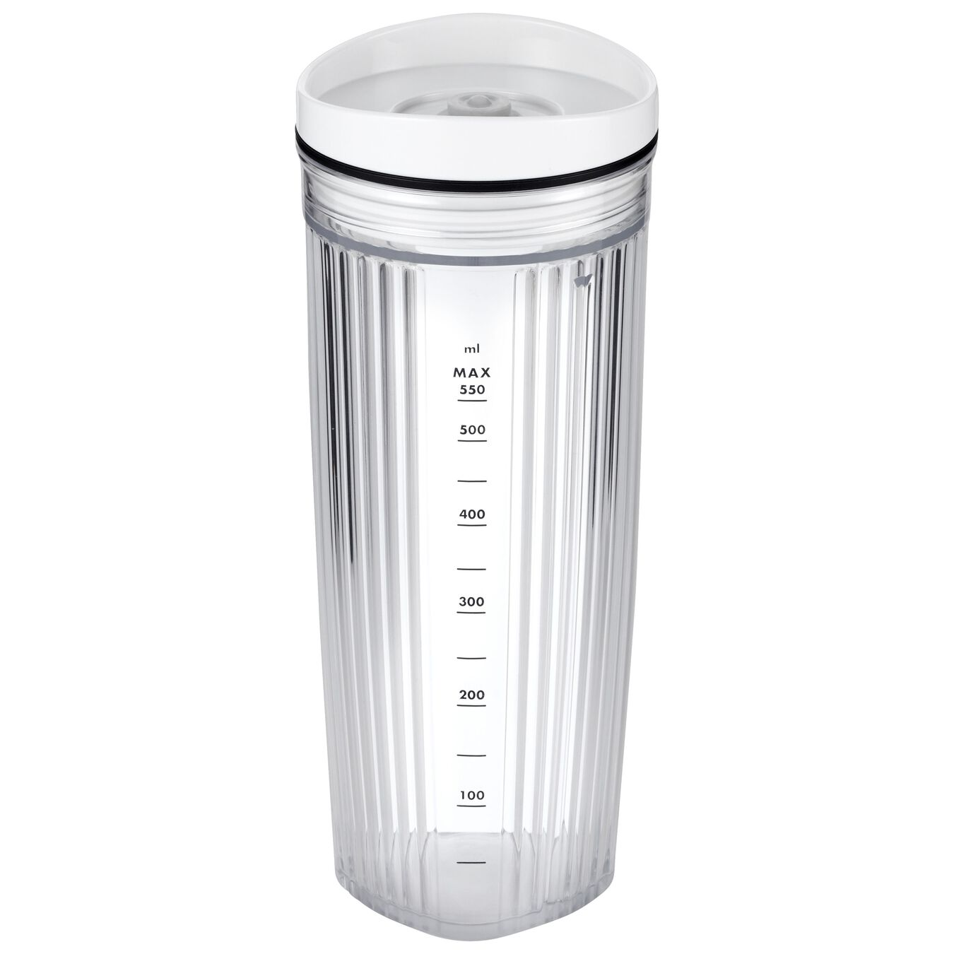 Accessoires voor blenders, 550 ml | Wit,,large 1