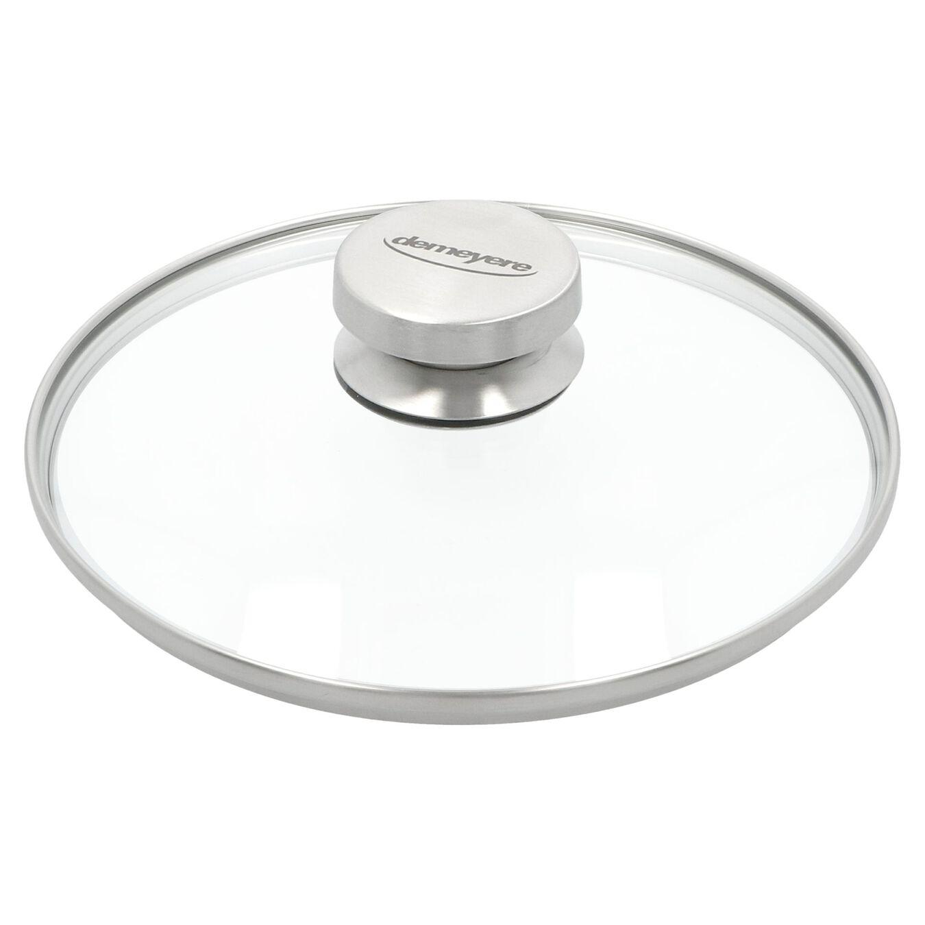 Couvercle, 20 cm | Rond(e) | Verre,,large 1