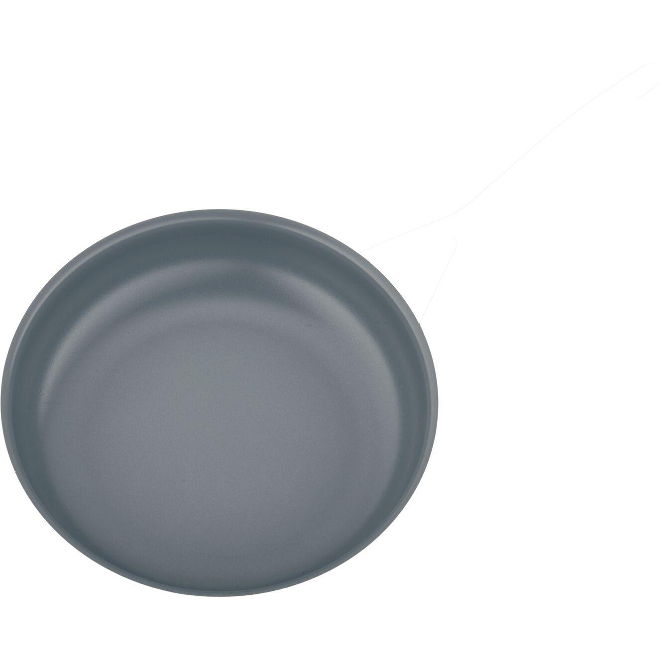 Poêle 24 cm, Inox 18/10, Argent,,large 3