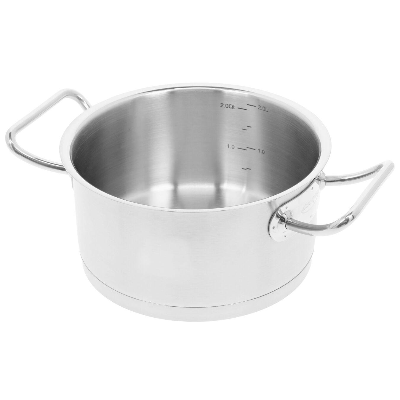 Kookpan met glazen deksel 20 cm / 3 l,,large 6