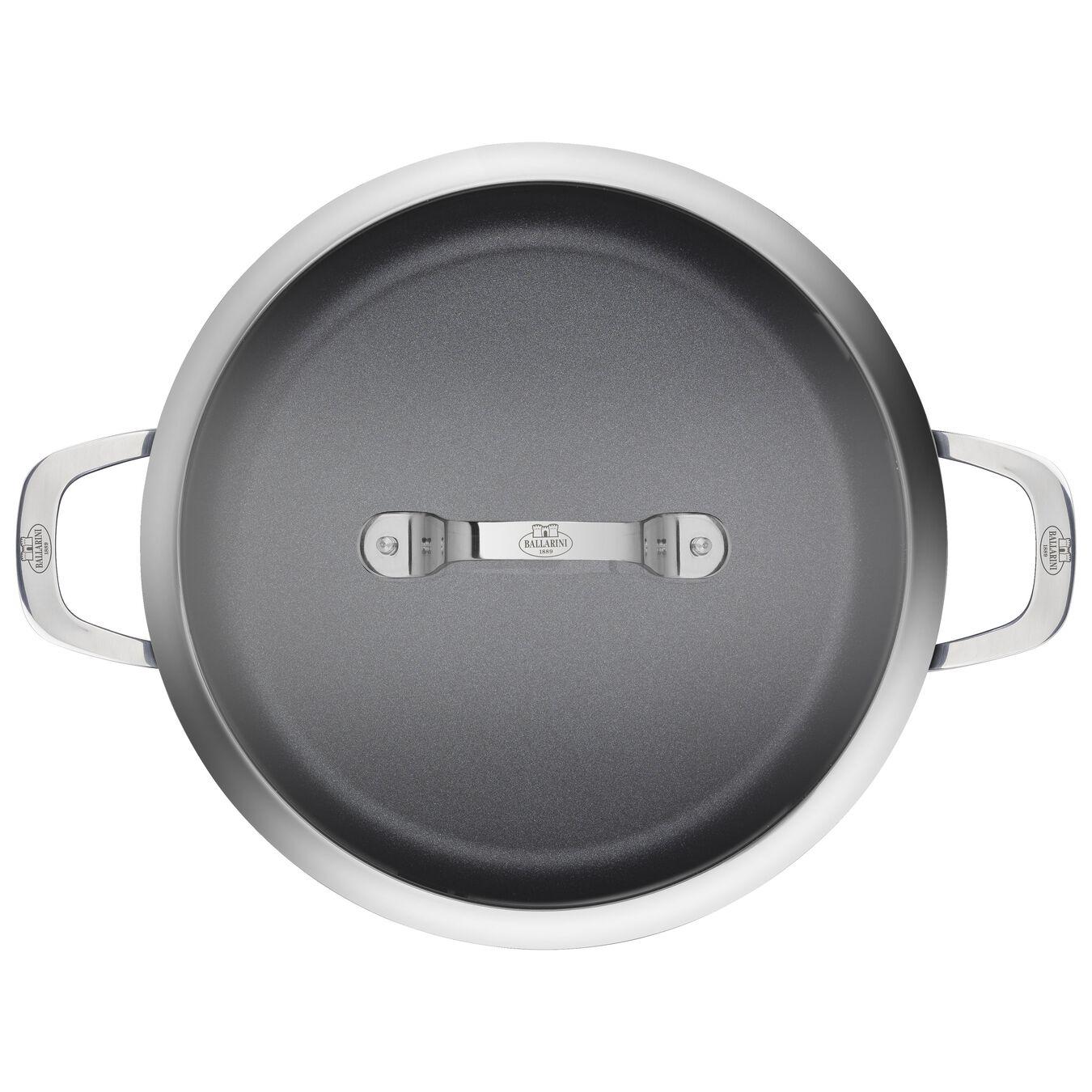 round Saucier and sauteuse, black,,large 5