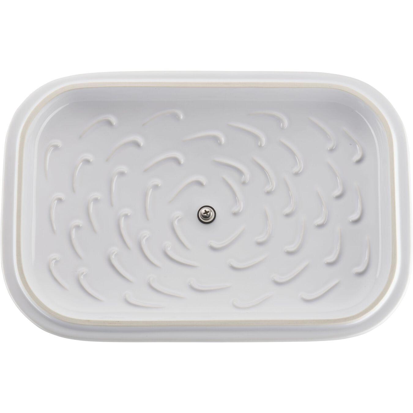 rectangular, Special shape bakeware, white,,large 2