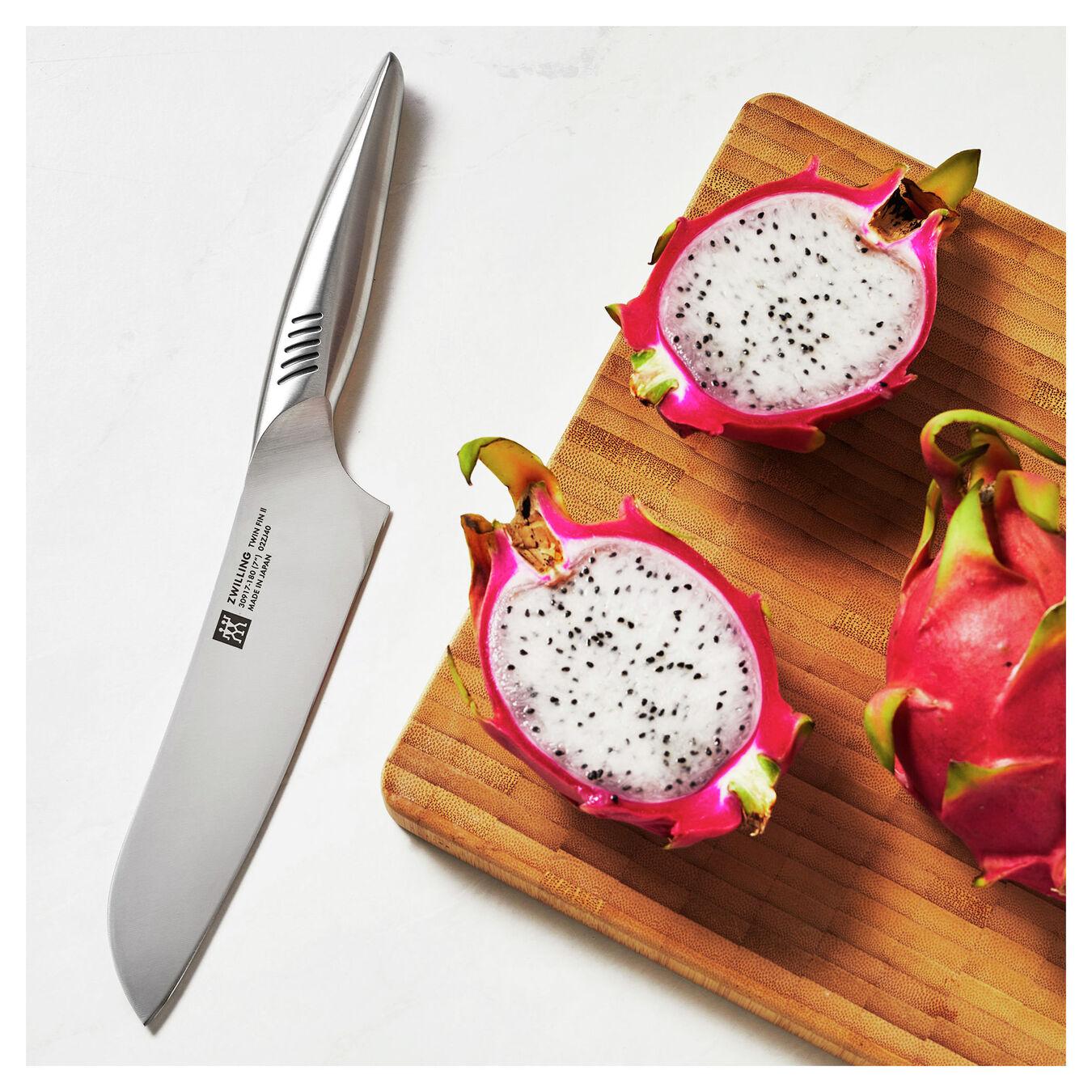 Santoku Bıçağı | Pürüzsüz kenar | 18 cm,,large 3