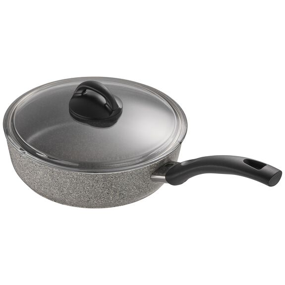 2.9-qt Forged Aluminum Nonstick Saute Pan with Lid, , large 4