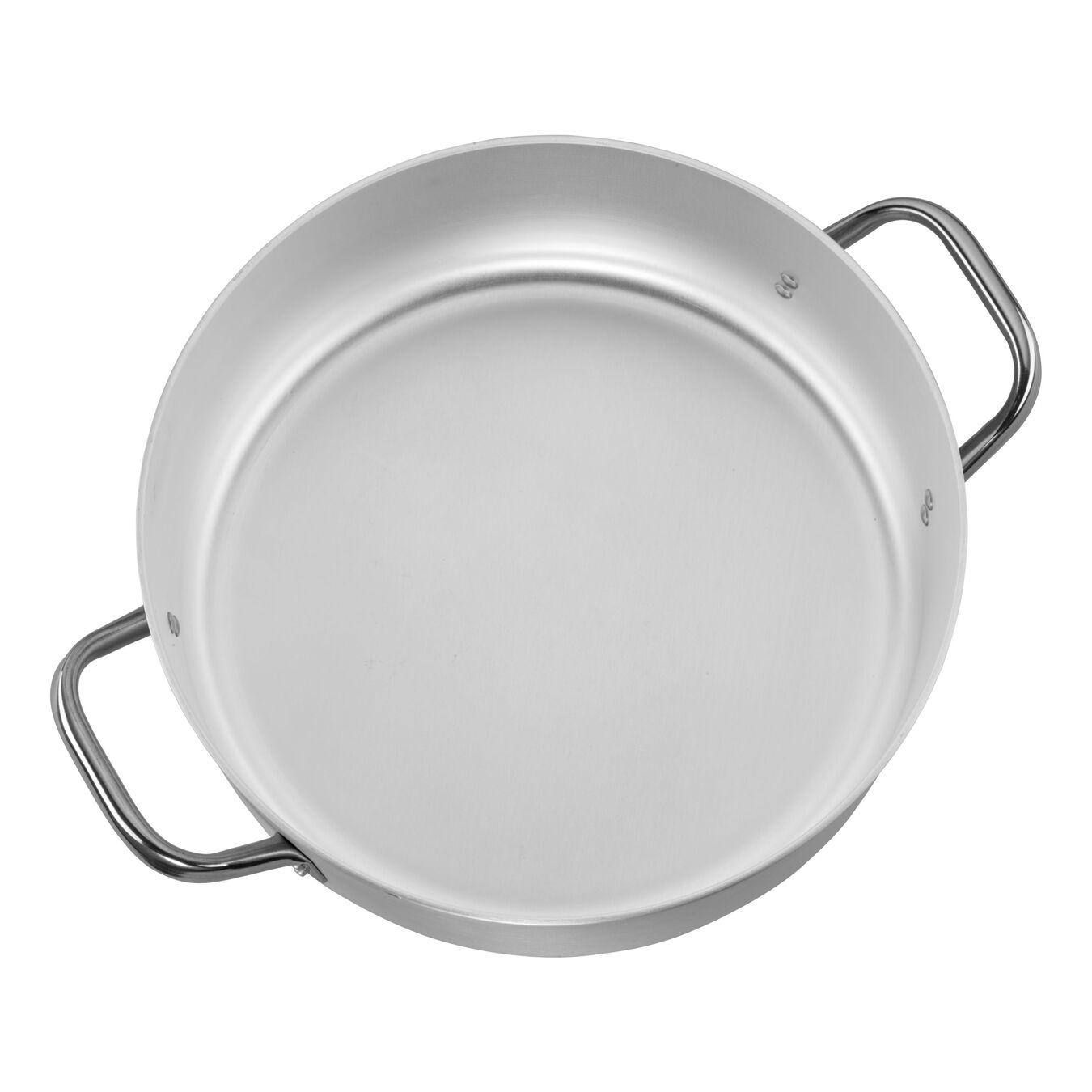 17.5-qt Aluminum Braiser,,large 1