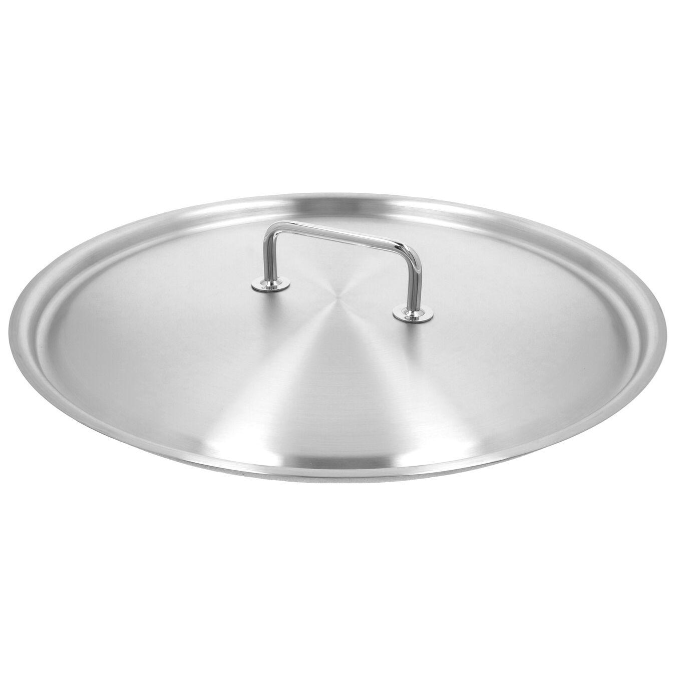 Couvercle pour poêle à paella 46 cm, Inox 18/10,,large 1