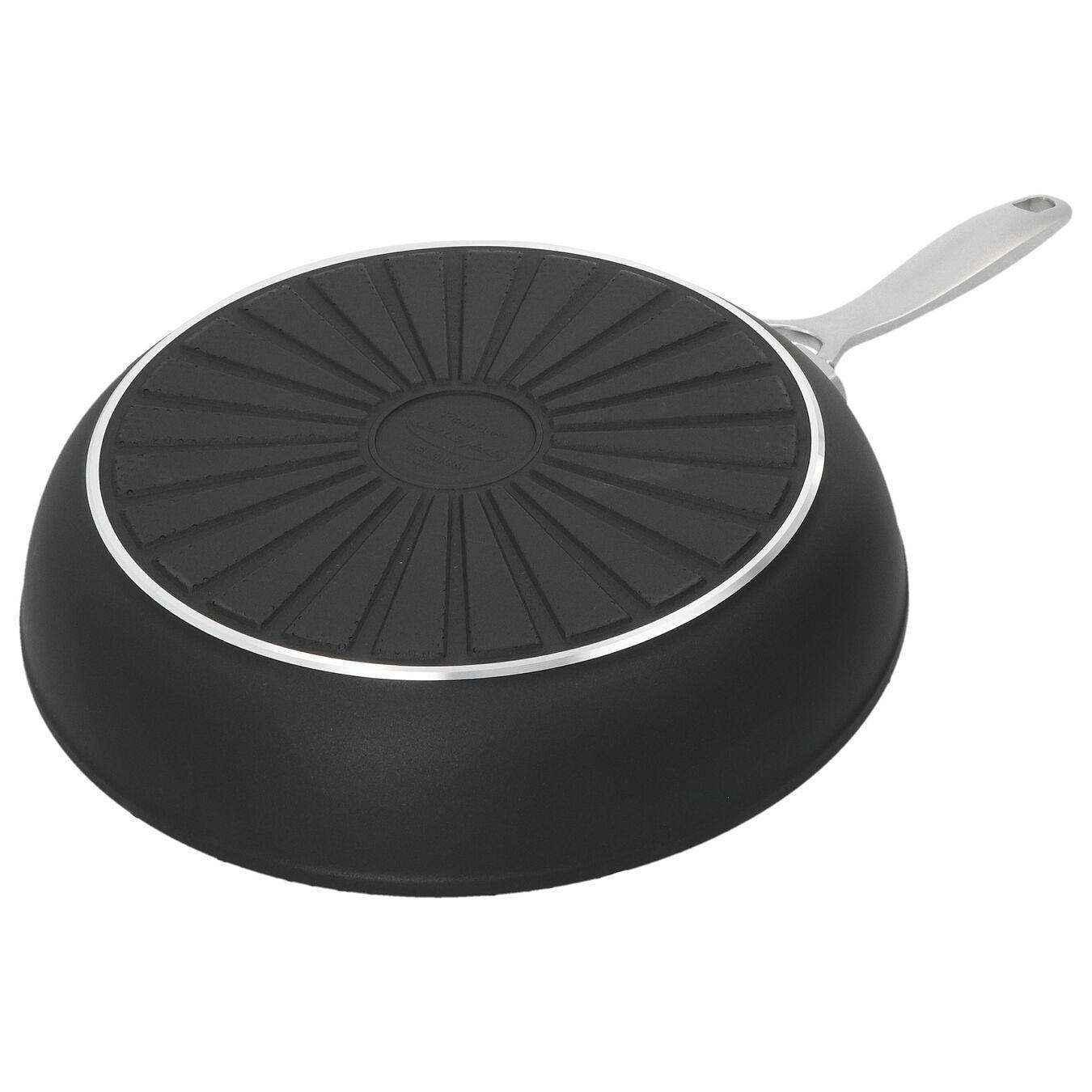 9.5-inch, Aluminium, Non-stick, Frying pan,,large 3