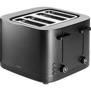 4 Slot Toaster - Black,,large