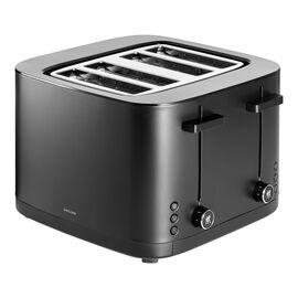 ZWILLING Enfinigy, 4 Slot Toaster - Black