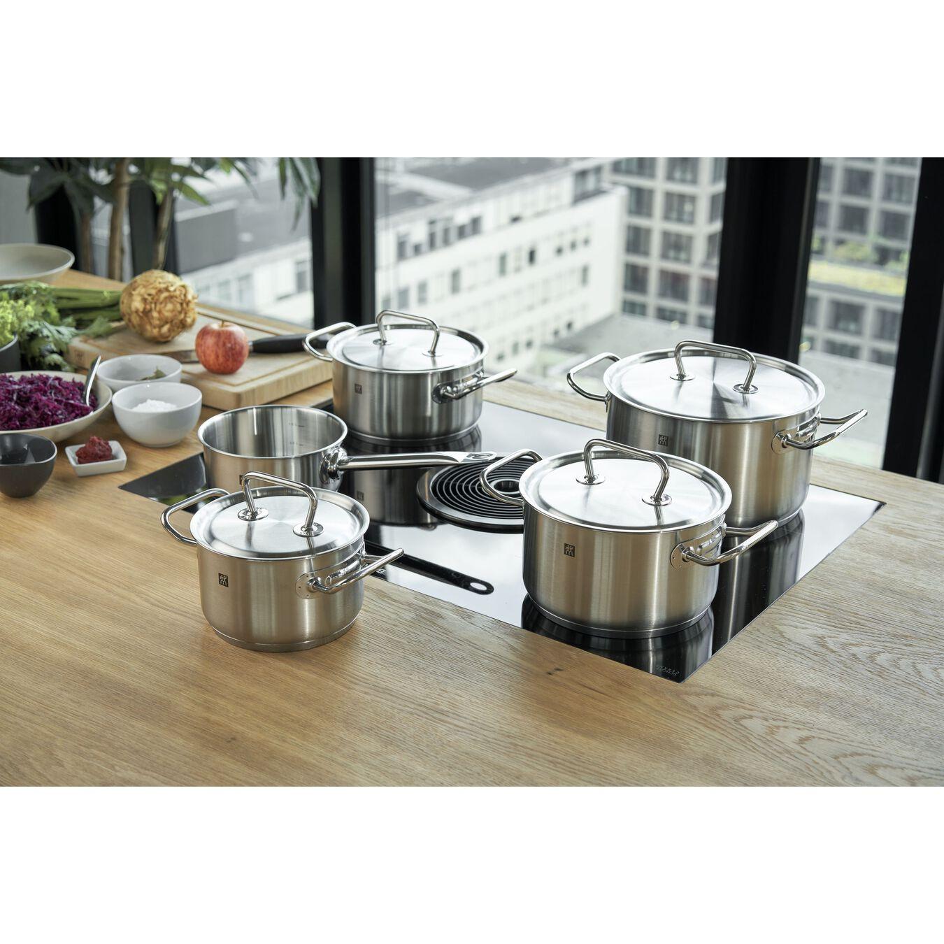 Ensemble de casseroles 5-pcs,,large 2