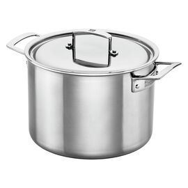 ZWILLING Aurora, 8-qt 18/10 Stainless Steel Stock pot