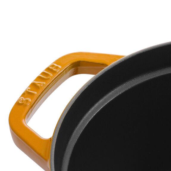 5.75-qt Oval Cocotte - Visual Imperfections - Saffron,,large 4