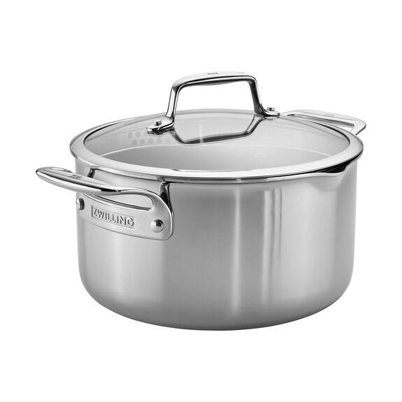 9.5-inch Ceramic Stew pot,,large