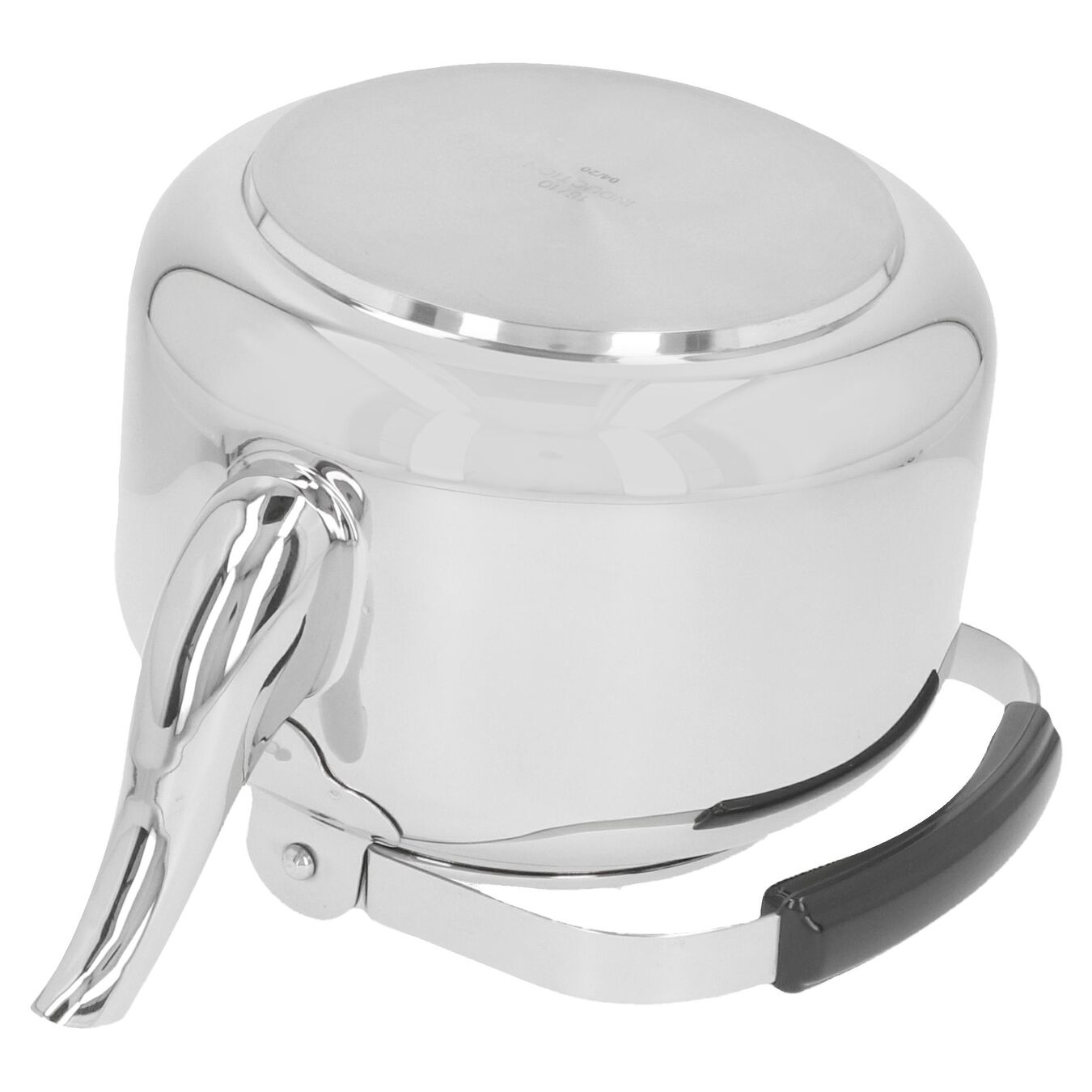 4.2 qt Tea Kettle, 18/10 Stainless Steel ,,large 2