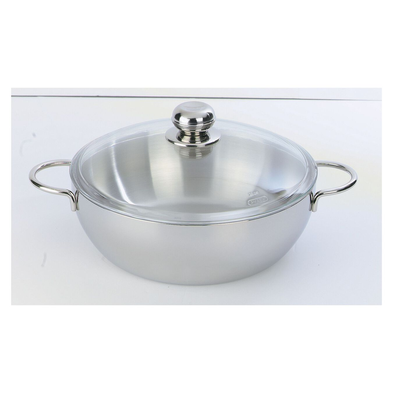 8.5-qt Stainless Steel Stock Pot,,large 1