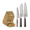 4-Piece Knife Block Set
