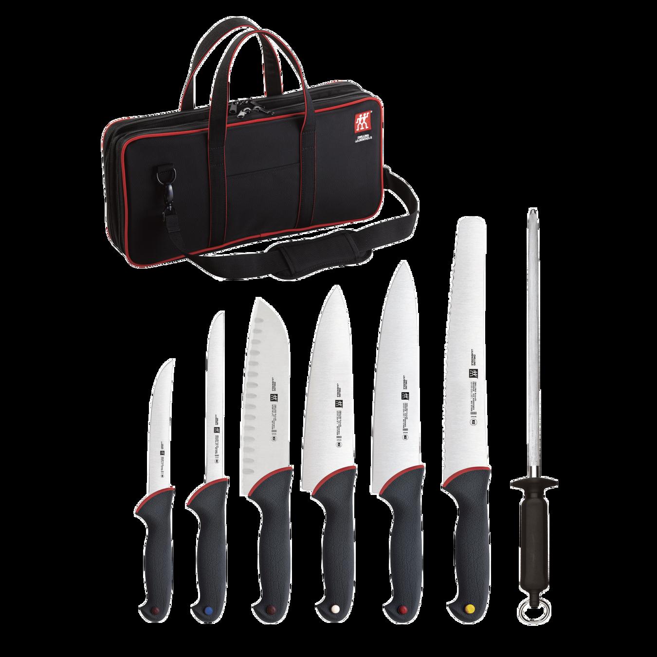 8 Piece Student Chef Knife Set 1