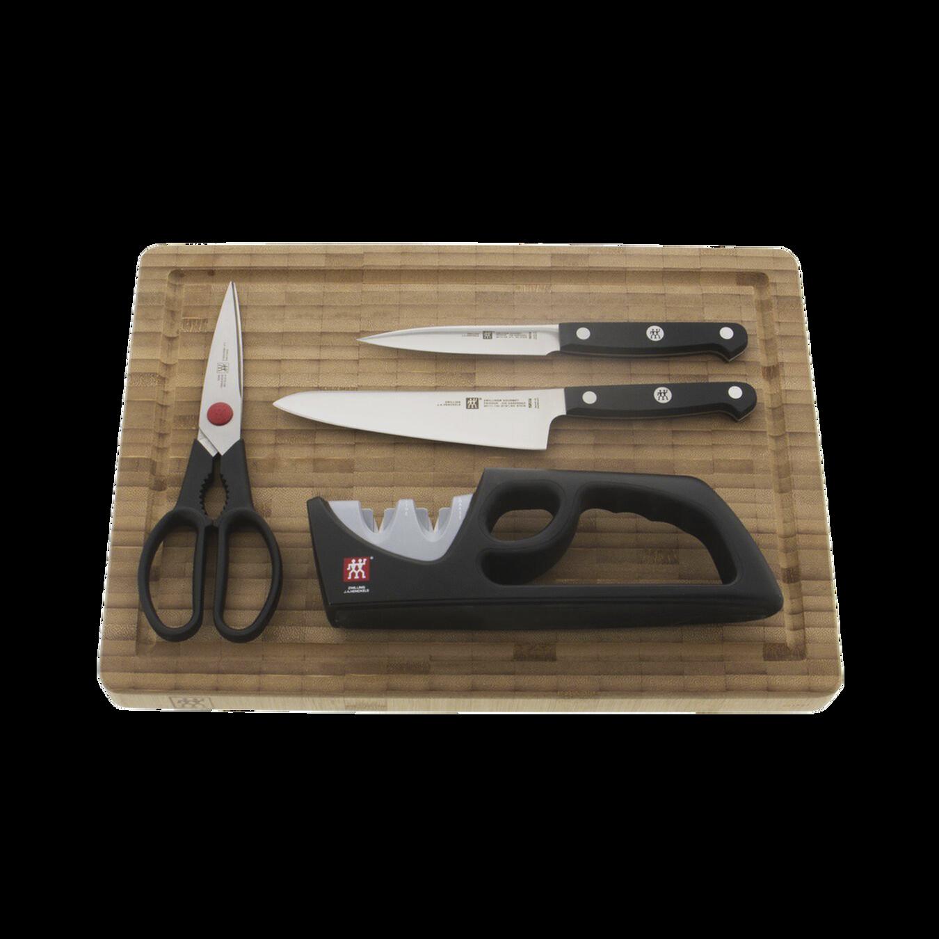 5-Piece Knife Block Set 1