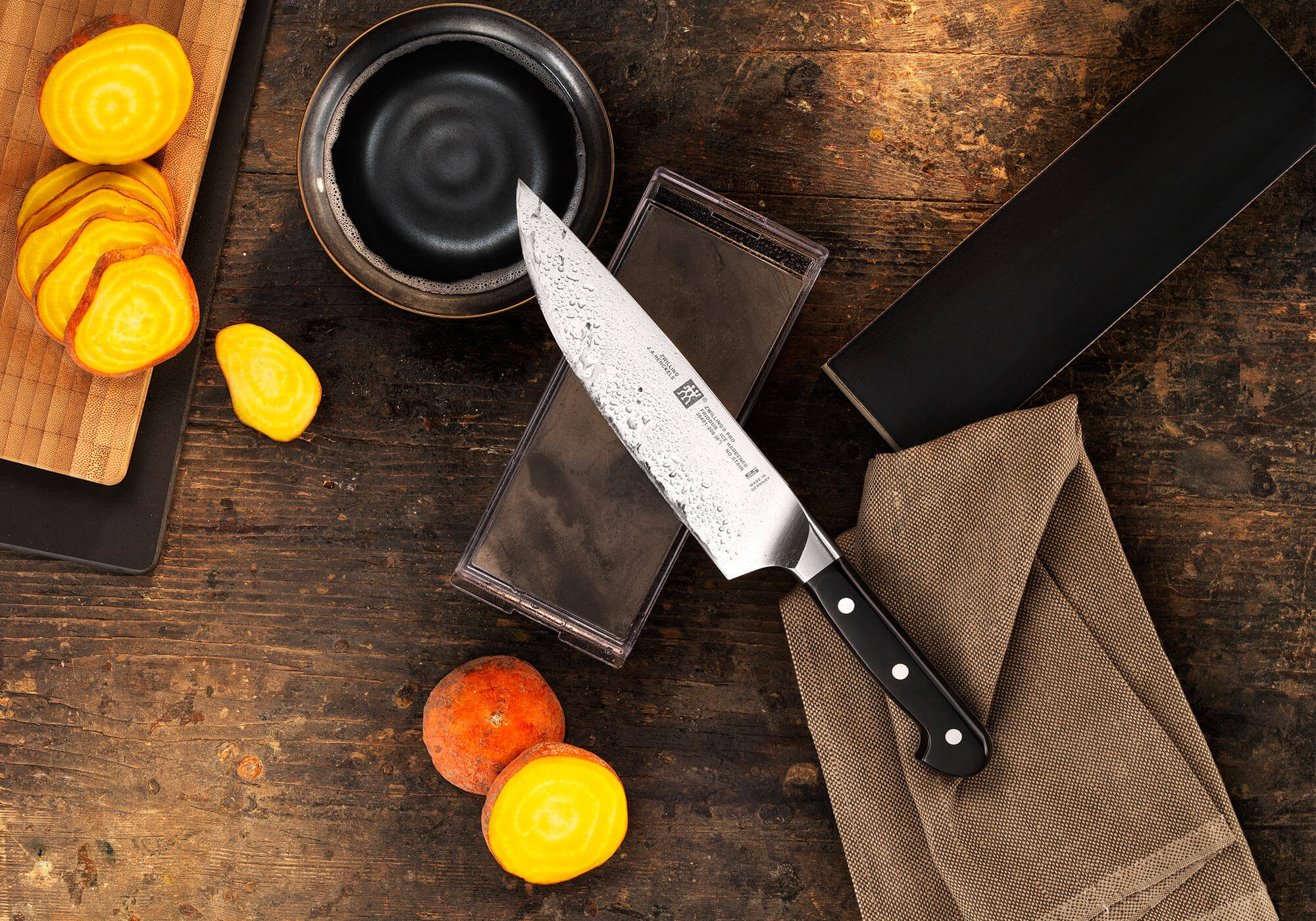 Buy Chefs Knives Official Zwilling Shop Samurai Pro Knife Stay Sharp How To Sharpen Your